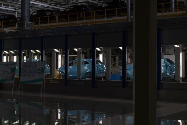 Produkcja aut - lekkie ożywienie pierwszego kwartału