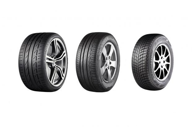 Bridgestone dla BMW