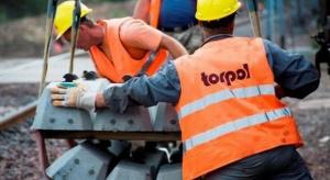 Większe przychody i zysk netto grupy budownictwa kolejowego