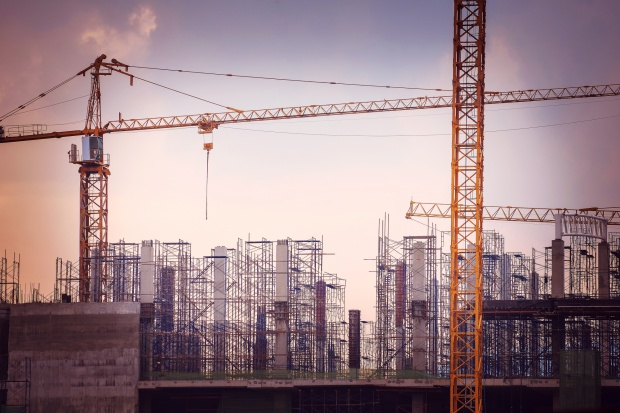 W budownictwie rośnie liczba upadłości
