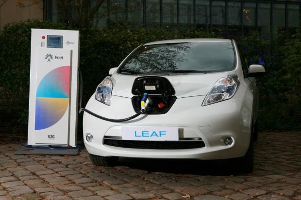 Nissan i Enel: projekt vehicle-to-grid w Wielkiej Brytanii