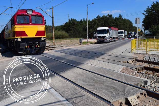 ELASTrack z FTT Wolbrom z dopuszczeniem na liniach kolejowych PKP