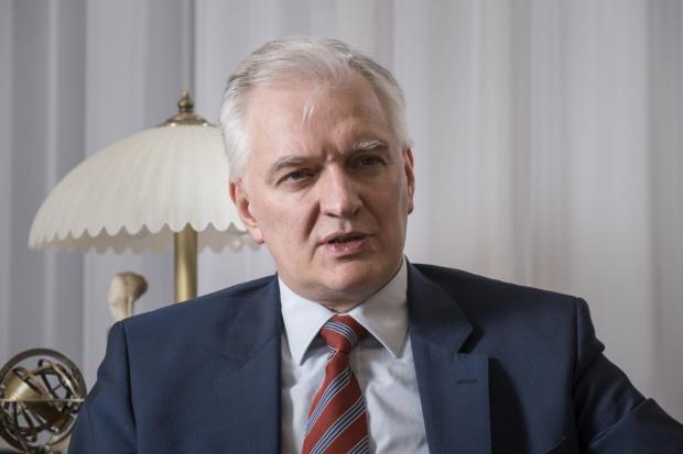 Wicepremier Jarosław Gowin z wizytą w Chinach