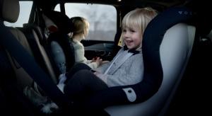 Volvo wprowadza nową generację fotelików dziecięcych
