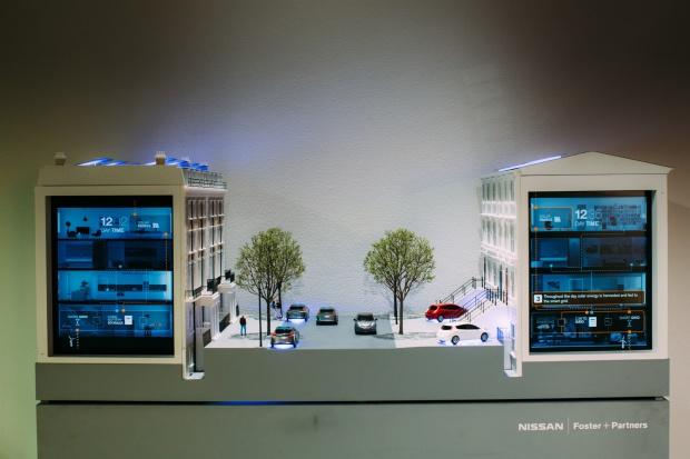 Nissan/Foster+Partners: wizja przyszłej mobilności
