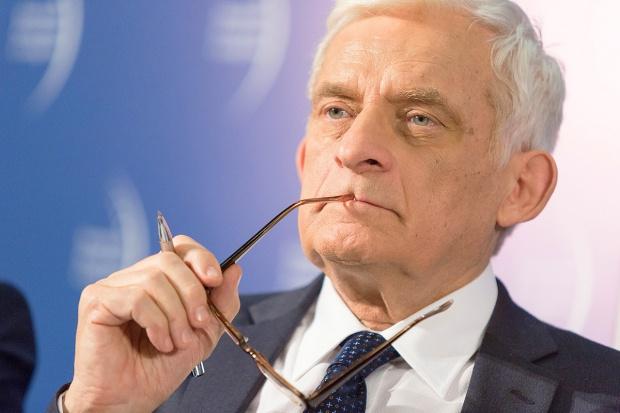 Jerzy Buzek: gorący problem - Europa