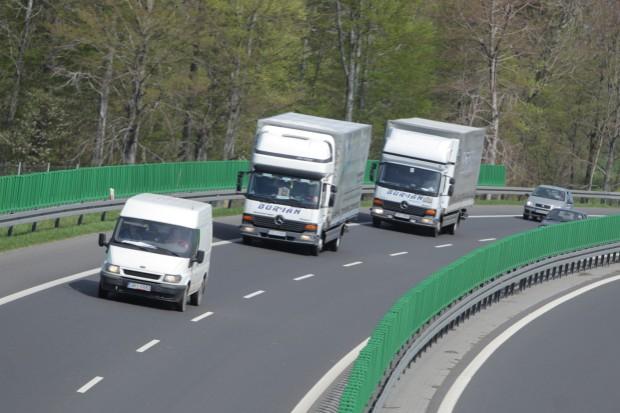 Gliwice: mniejsze korki na A4 po rozdaniu urządzeń viaAuto