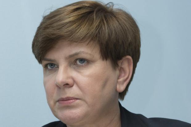 Beata Szydło żegna się ze stanowiskiem premiera