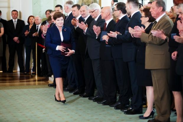 Premier o pół roku rządu: wiele udało się zrealizować