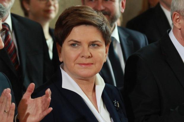 Beata Szydło: nie pozwolę, by polskie górnictwo zostało zniszczone