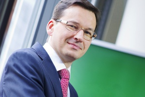 Konkurencyjne pole gry - Mateusz Morawiecki w rozmowie z Nowym Przemysłem