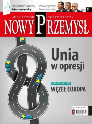 Magazyn Gospodarczy Nowy Przemysł 5/2016