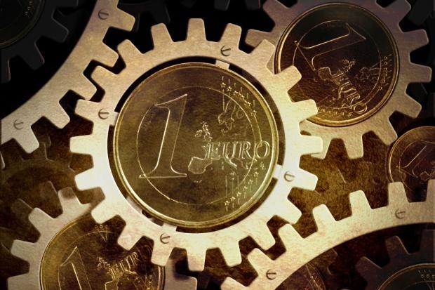 Poprawa koniunktury przemysłowej w strefie euro