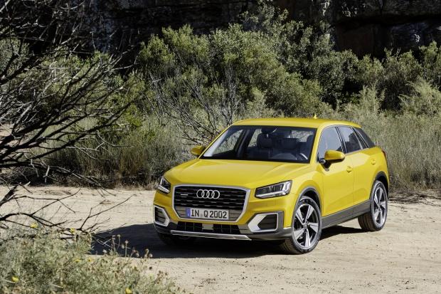 Filtrowanie powietrza w nowych Audi