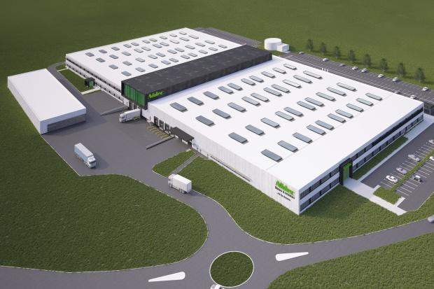 Strabag rozbuduje fabrykę dla producenta silników