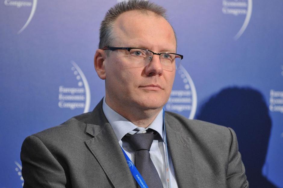 Mirosław Skowron. fot. PTWP