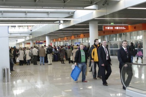 7 mln pasażerów odprawionych z Lotniska Chopina w I poł. 2017 r.
