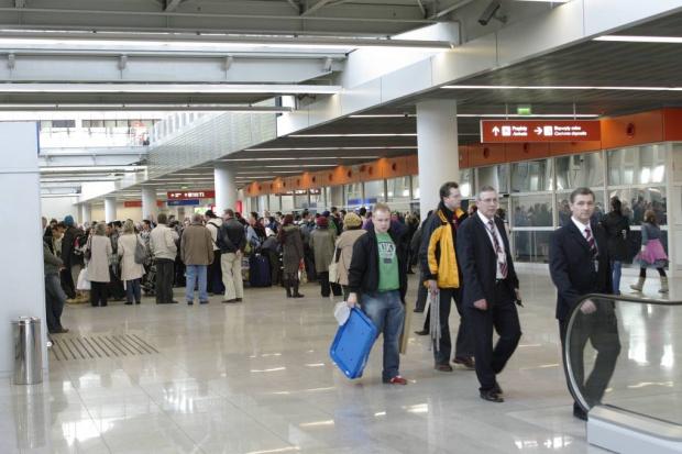 Dwucyfrowy wzrost ruchu na Lotnisku Chopina