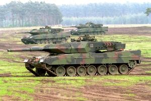 Prasa: Bundeswehra nie ma pieniędzy na nowe czołgi