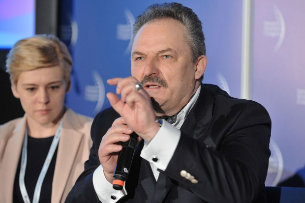 Jakubiak: chciałbym, żeby komisja ds. VAT składała się z przedsiębiorców