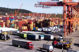 Polskie porty morskie na wznoszącej fali