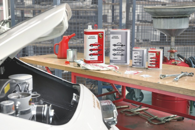 Porsche: olejowy powrót do przeszłości