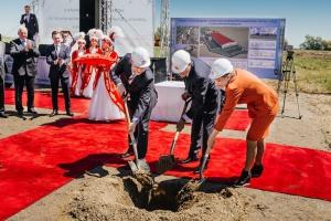 Lukoil rozpoczął budowę fabryki olejów w Kazachstanie