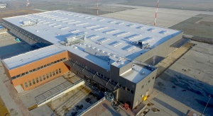 Nowy terminal cargo w Pyrzowicach otwarty [WIDEO]