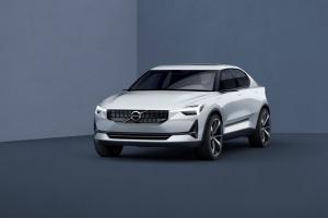 Tak będą wyglądać najmniejsze Volvo