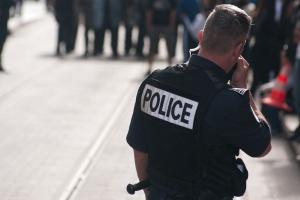 Policja użyła gazu łzawiącego przeciwko protestującym studentom