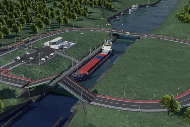 Specustawa o budowie kanału przez Mierzeję Wiślaną - do prezydenta