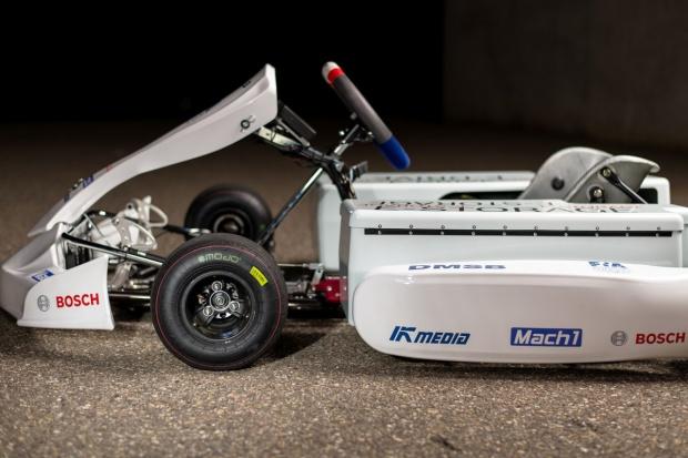 Bosch elektryfikuje wyścigi gokartów