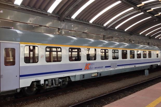 Pociągiem Intercity do Grodna