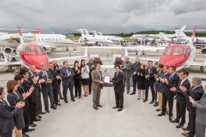 HondaJet otrzymał europejską certyfikację