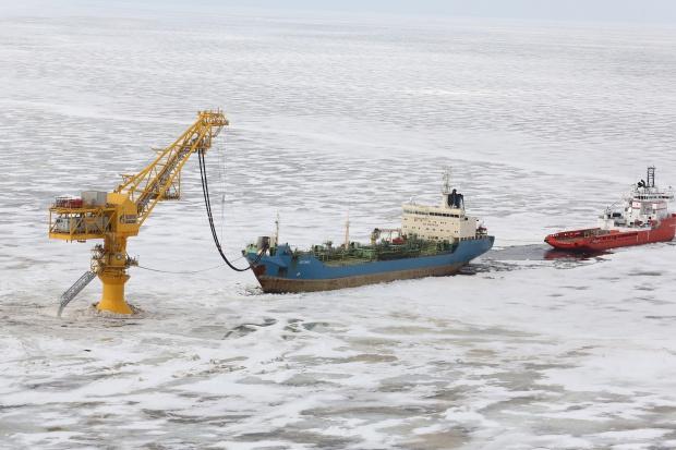 Rosja. Inauguracja całorocznego terminala naftowego w Arktyce