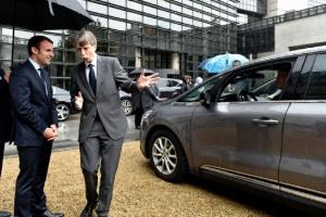 Francuski minister w autonomicznym Renault