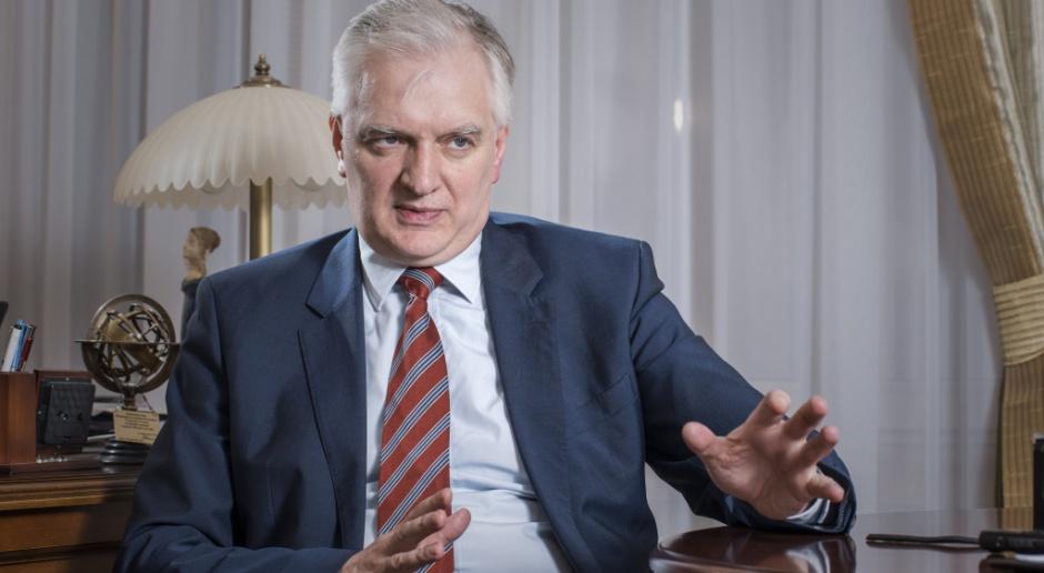 Jarosław Gowin - ostrożny optymista