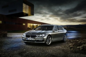 BMW 740e i performance. fot. BMW