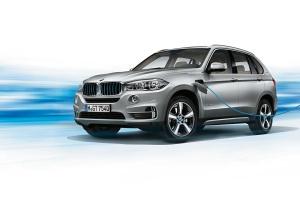 BMW X5 xdrive 40e i perfomance. fot. BMW