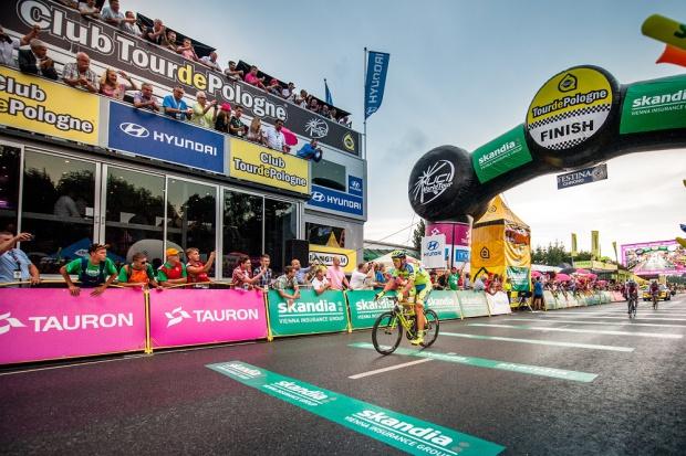 Tauron i Lotos ponownie wśród partnerów Tour de Pologne