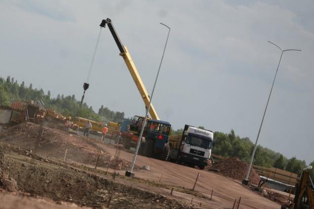 Ruszyła budowa obwodnicy Oświęcimia; prace potrwają półtora roku