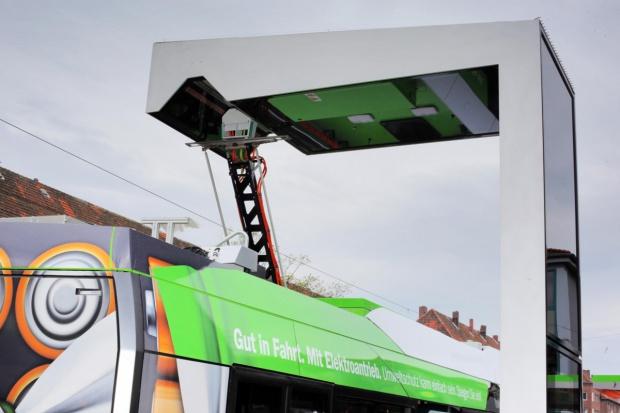Elektryczny Solaris w konkursie na europejski autobus roku