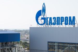 Gazprom bije rekordy dzięki aurze