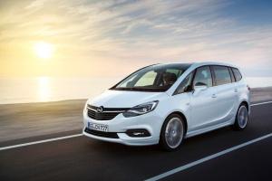 Opel prezentuje odnowioną Zafirę