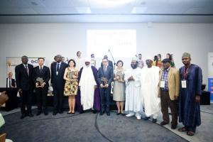 Przyjaciele Afryki uhonorowani - galeria zdjęć
