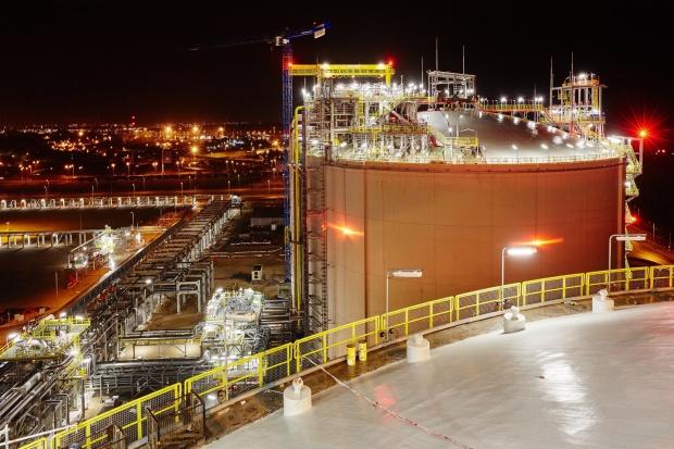 Terminal LNG odebrany od wykonawcy