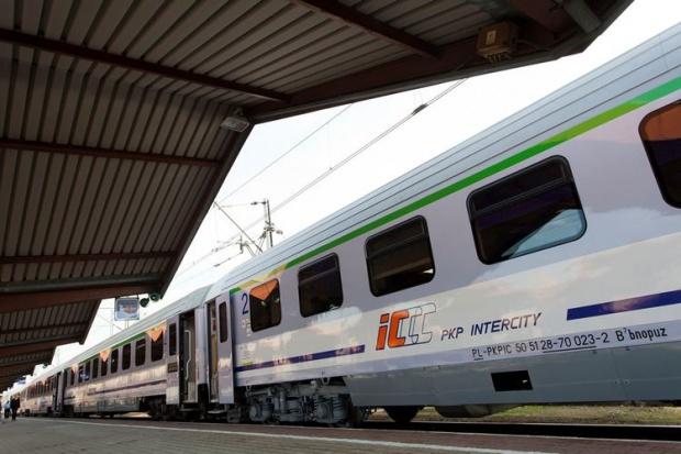 Miliony na naprawy i modernizację taboru PKP Intercity