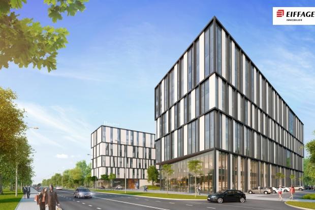 Eiffage bliżej biurowego projektu w Warszawie