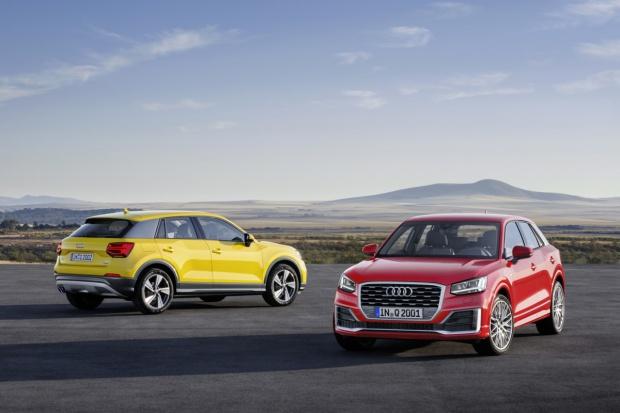 Audi: trudny kwartał - pozytywny finał