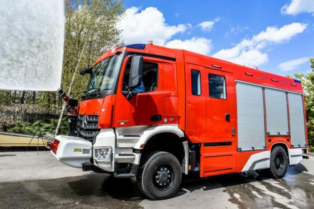 Polska firma wyprodukowała samochody dla Airbusa